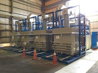 富產複循環式污泥脫水機 節能環保