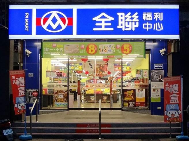 這一區超市竟沒人搶?他驚見貨架全滿