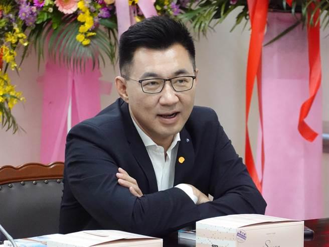 國民黨新任黨主席江啟臣。(圖/資料照片)