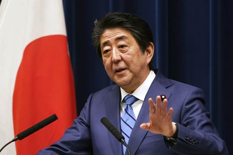 日本首相安倍晉三終於鬆口,東奧有可能考慮延期。(資料照/美聯社)