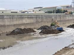 後勁溪清淤防淹 水利局今年鎖定下游清疏2.3公里