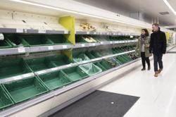 受疫情影響 麥當勞肯德基將暫關英國店