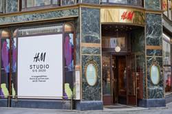 H&M將生產個人防護設備  供醫院對抗新冠肺炎