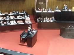 避政院版爭議 民進黨團《國土計畫法》修正草案付委