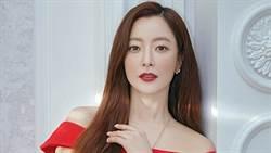 「韓國第一美女」低胸洋裝露深溝黑影!若隱若現網讚爆