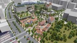 張榮華10年影城夢再跨一大步!斥資百億林口打造台灣首座國際影城