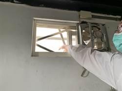 鑽20餘公分鐵窗縫逃逸 6越南偷渡客如練軟骨功