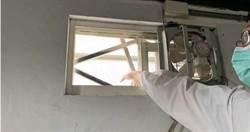 扯!6越南偷渡犯「扳彎」鋁窗偷逃 竟過10小時才發現