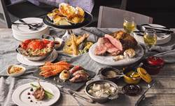 觀光飯店Buffet餐廳也加入 EZTABLE推出限時優惠最低3.5折起