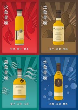 威士忌 12星座推薦喝法大解析