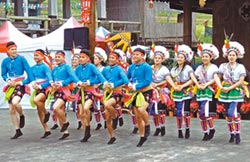 原民文化園區 歌舞表演改戶外