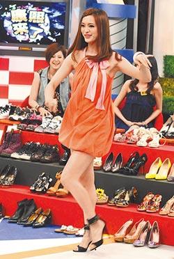 劉真愛鞋成痴當傳家寶