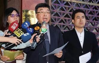 說「投小黨浪費」挨告 內政部政次陳宗彥不起訴