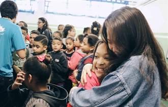 賴品潔赴巴西當志工  激發更多國際關懷