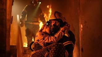 消防員訓練有多辛苦?曝受訓菜單網跪了