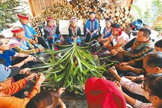 布農族巫師祭 祈求疫情退散