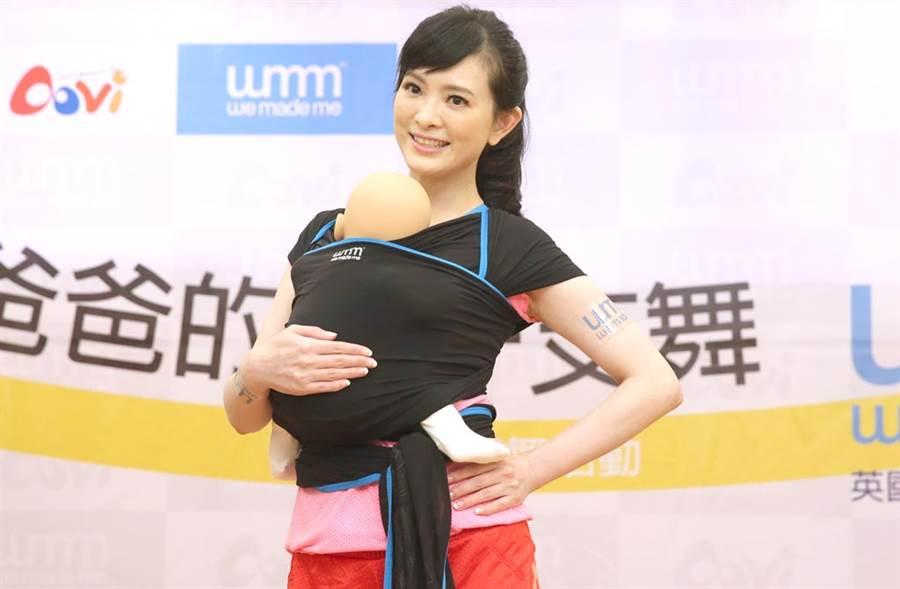 曾傳劉真為生二胎動手術,而她生前也曝光女兒確實想要玩伴。(中時資料照片)