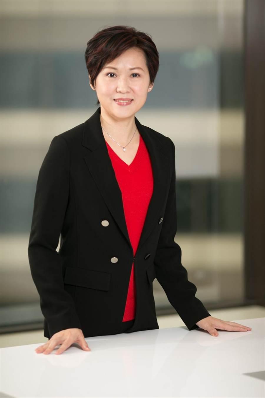 (勤業眾信(Deloitte)會計師事務所稅務部會計師徐曉婷。(圖/勤業眾信提供)