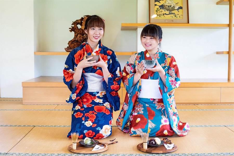 抹茶體驗是旅客來訪必玩的活動之一。圖:綠舞提供