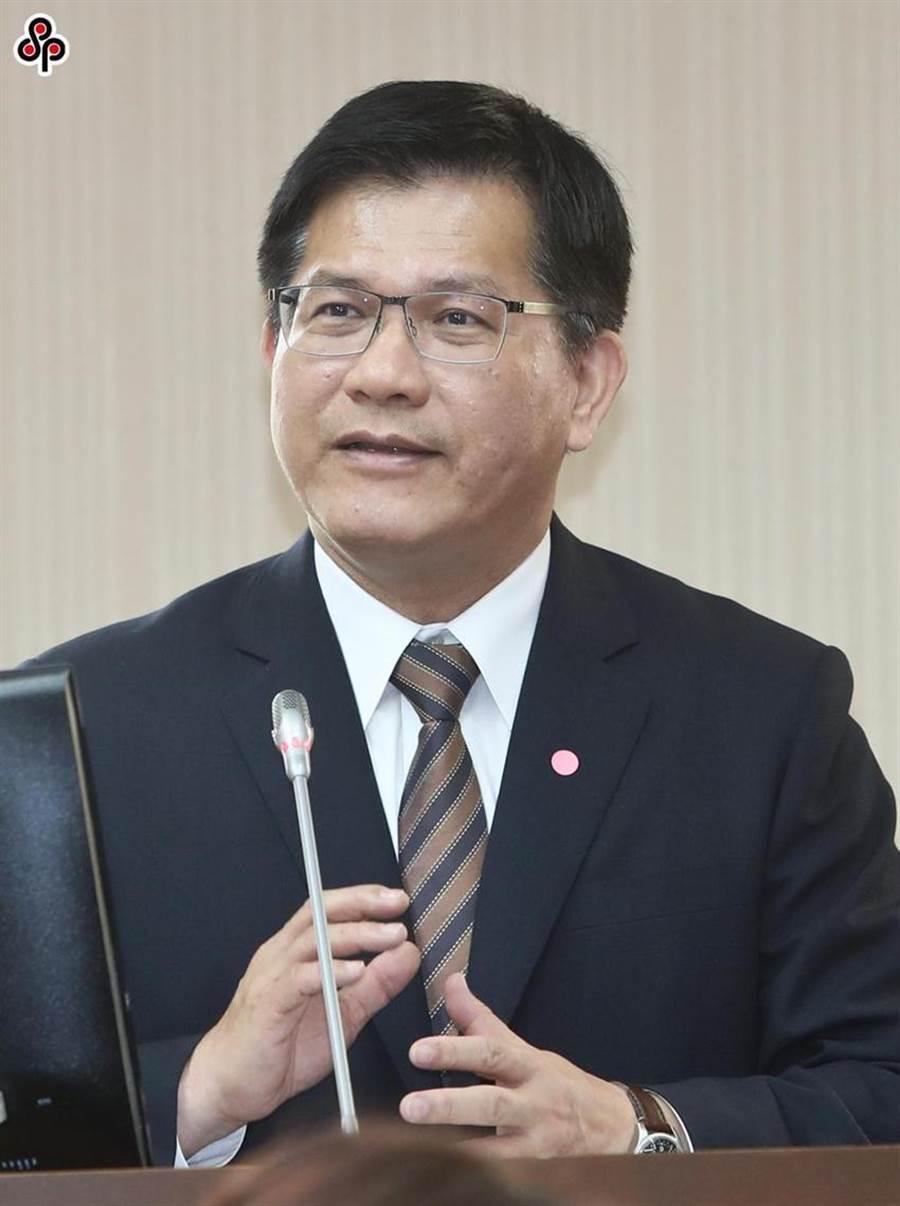 交通部長林佳龍。(圖/本報系資料照)