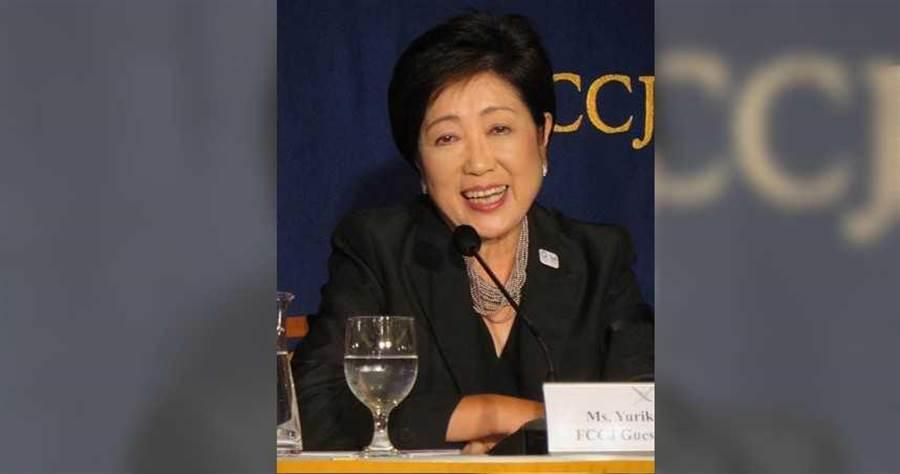 東京都知事小池表示不排除「封城」後,在台日商收到外務省考慮撤僑訊息。(圖/報系資料照)