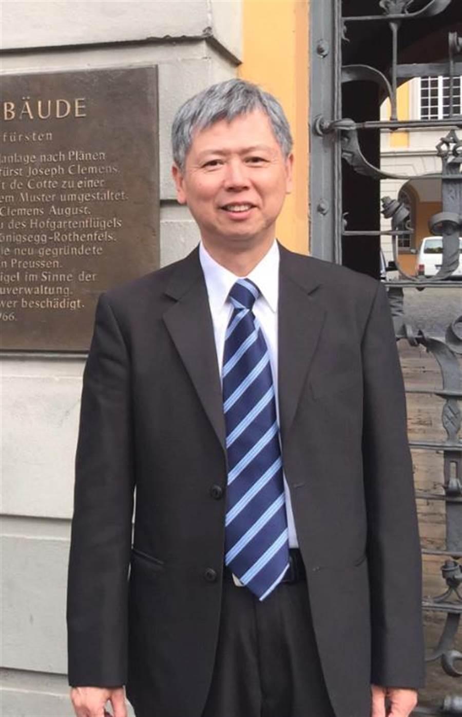 台灣港務公司董事長職缺將由台南市水利局局長李賢義接任。(圖/取自台南市政府水利局網站)