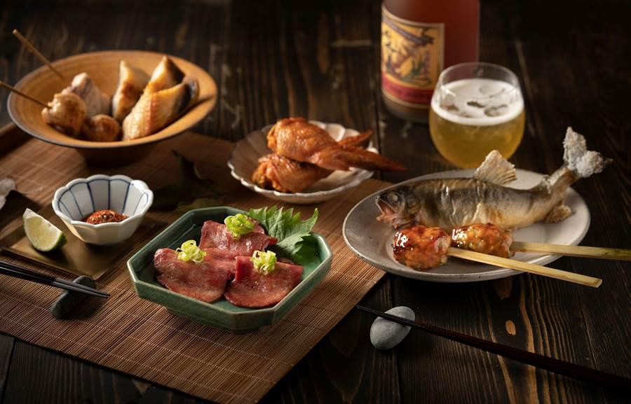 日式料理Buffet餐廳「旭集」首次祭出壽星優惠。(饗賓餐旅提供)