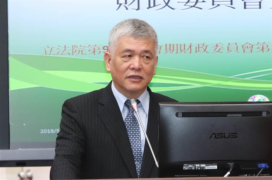 前民進黨不分區立委施義芳接任台灣世曦新董座。(本報檔案照/鄭任南攝)