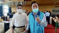 李中、楊正中對江肇國發言發表嚴正抗議