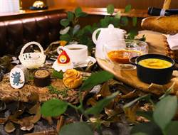 文青風!亞都下午茶 取名「小紅帽與大野狼」有玄機