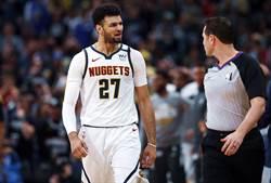NBA》裁判致命漏判 金塊1比3無退路