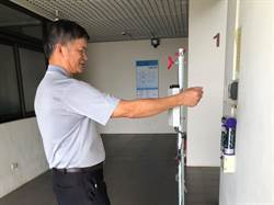 防疫利器 聯合大學研發非接觸式體溫量測器