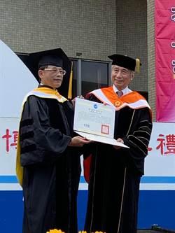 三圓建設董事長王光祥今獲頒「海洋大學工學名譽博士學位」殊榮