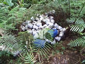 翡翠水庫集水區遭棄置廢溶液 險害600萬人用水