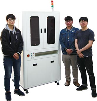 鼎宸光學篩選機 產線檢測利器