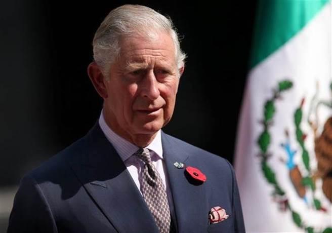 查爾斯王子確診 網友:等10幾年終於「加冕」了