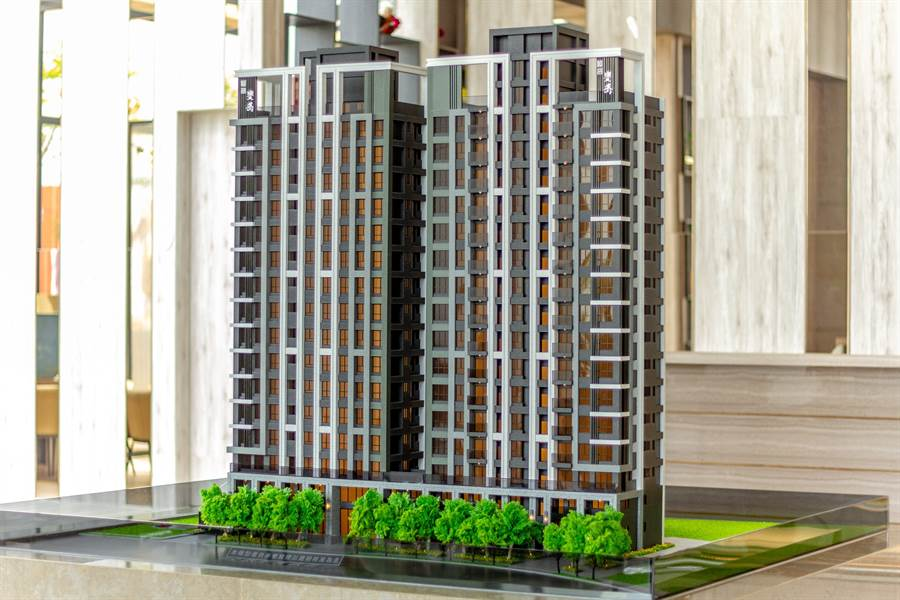 「頤昌豐岳」率先推出業界高規格的「十年建築防水保固」及「八年免費室內粉刷」 服務。/中時電子報攝