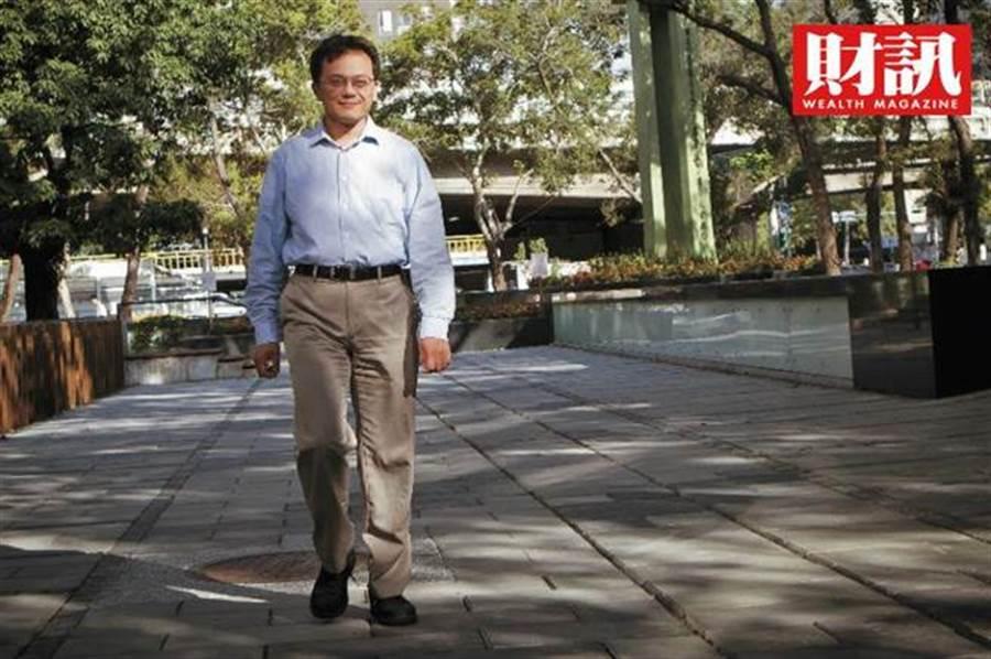 圖策智能創辦人林清詠近幾年經常往返台美,推動AI應用(圖/財訊603期 提供)