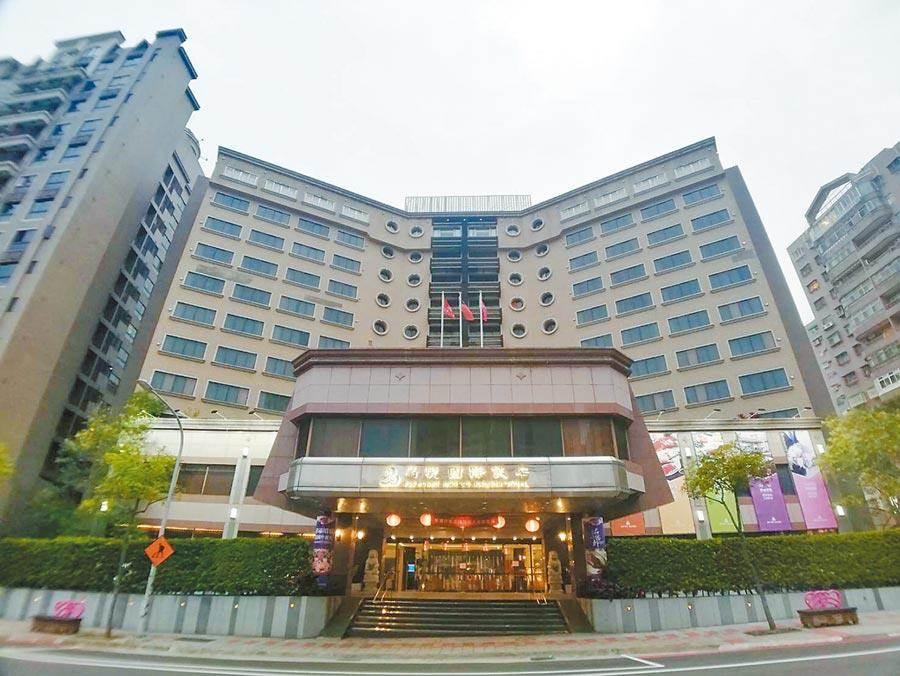 受到新冠肺炎衝擊,桃園老牌飯店晶悅國際飯店宣布6月底熄燈。圖/本報資料照片