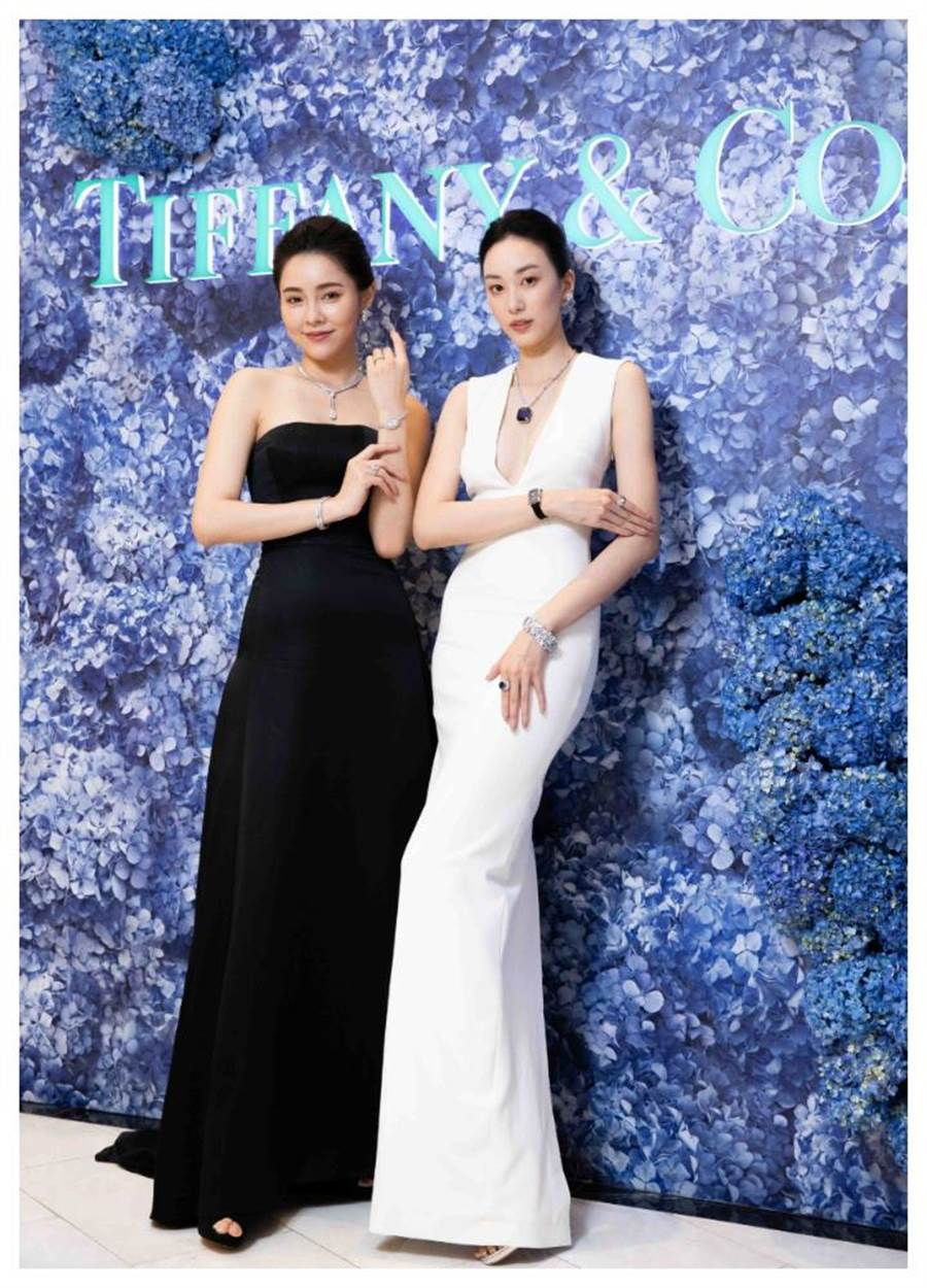 要价近20亿的《Tiffany Jewel Box》高级珠宝登台,台湾是全球首站,娇宠台湾VIP。(石智中摄)