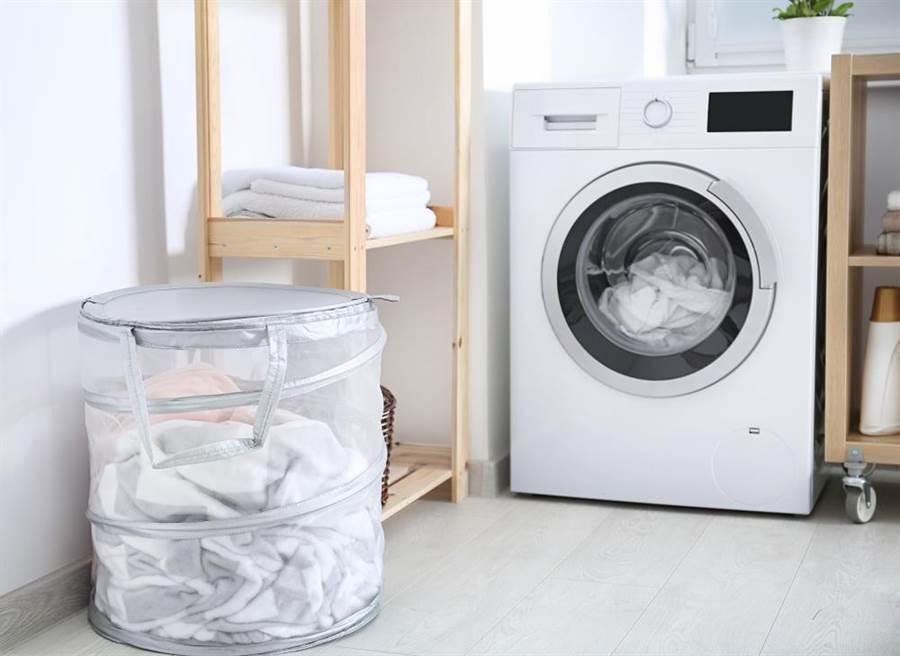 她怨洗衣機越洗越多 曝悲劇照反被笑(圖片取自/達志影像)