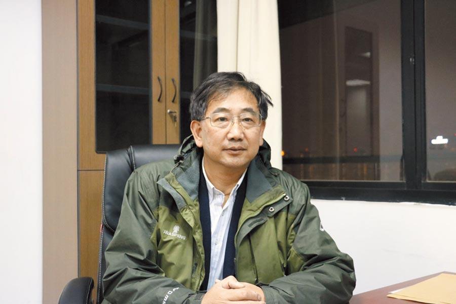 上海華東師範大學兩岸交流與區域發展研究所副所長包承柯。(本報資料照片)