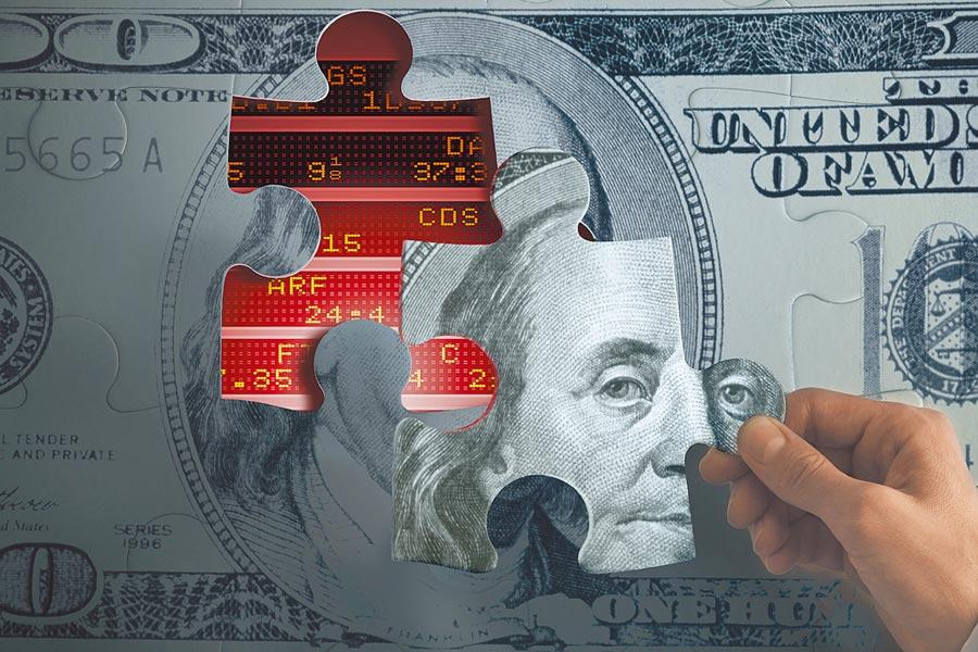 挽救疫情造成的經濟危機,美聯準會祭出量化寬鬆政策。(CFP)