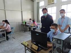台南市警局演練分流異地辦公 地點有亮點