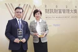 國泰世華銀蟬聯最佳財管、最佳服務大獎