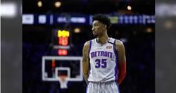 NBA首例新冠肺炎確診者痊癒 活塞前鋒脫離病毒威脅