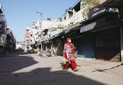 印度下令鎖國三周 貧民憂心先餓死