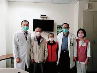 老婦泌尿道反覆感染 醫取4公分結石順利康復