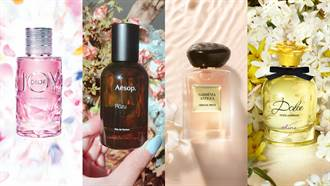 試香時就是一場嗅覺饗宴!專櫃4款全新香水噴上等同穿上時髦的氛圍