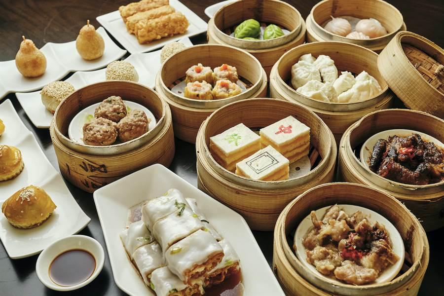 除了傳統與新派粵菜之外,〈大三元酒樓〉亦提供各式港點。(圖/大三元酒樓)